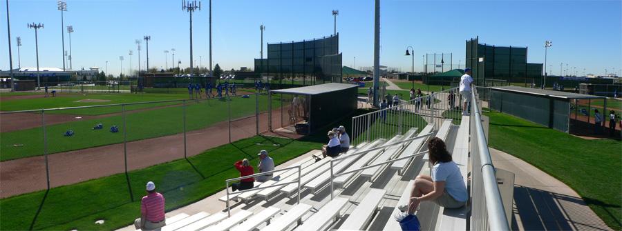 サプライズ・スタジアム Practice Field(練習用球場)