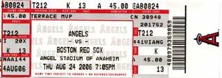 エンゼルス チケット